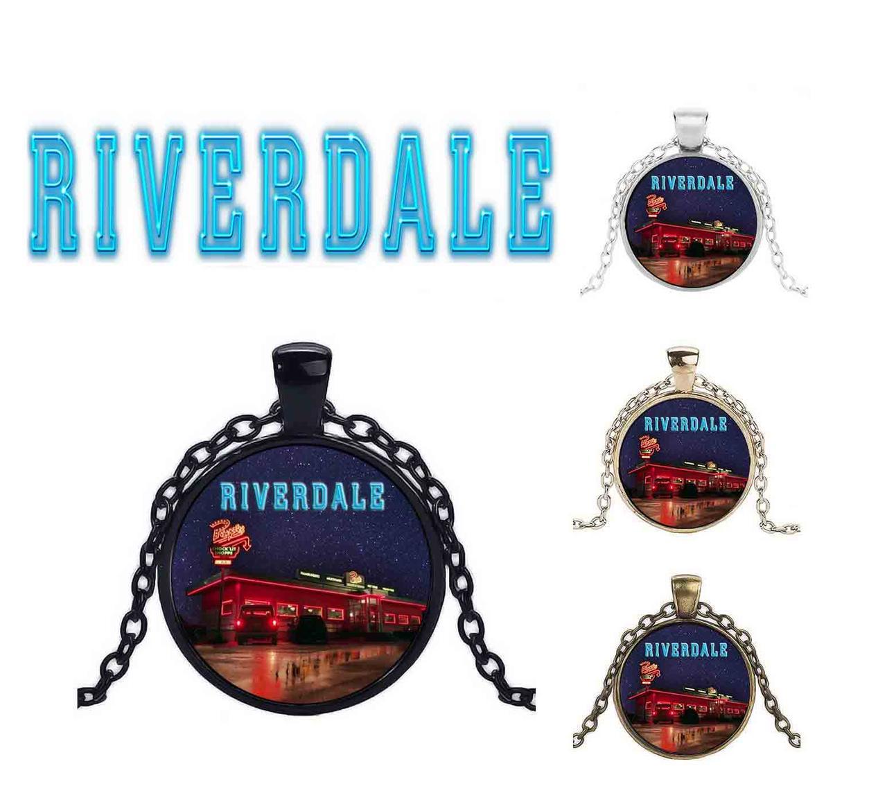 Кулон Pop's Riverdale Ривердэйл
