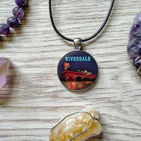 закусочная Pop's сувениры riverdale