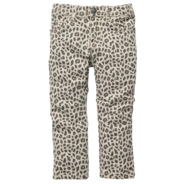 Джинсы скинни для девочки Carters леопард