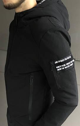 Куртка мужская Driscoll черная , фото 2