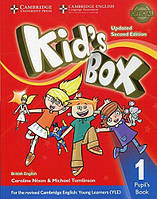 Kid's Box Updated 2nd Edition Level 1 Pupil's Book British English