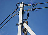 Монтаж кабельных и воздушных линий электроснабжения до 35 кВ, фото 6