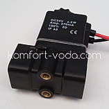 "Электромагнитный клапан, 1/4"", 24V, фото 4"