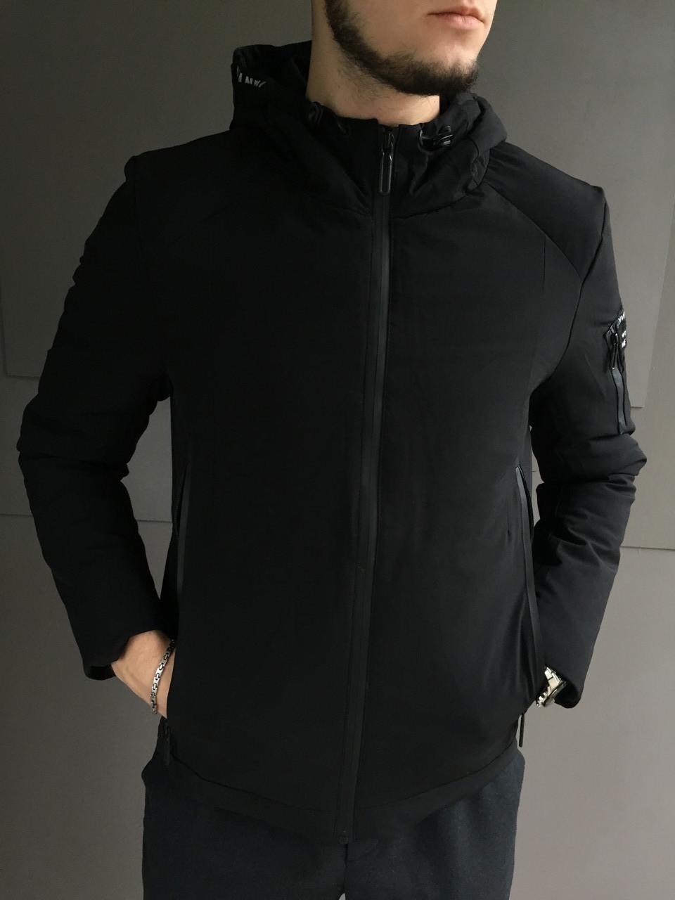 Куртка мужская Driscoll черная