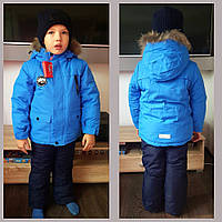 Раздельный зимний комбинезон Reime (аналог Reima) для мальчика 92р, фото 1
