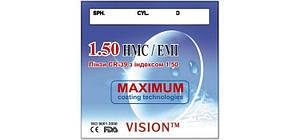 Линза для очков CR-39 VISON™ с индексом 1,50 Астигматические (покрытие HMC+EMI)