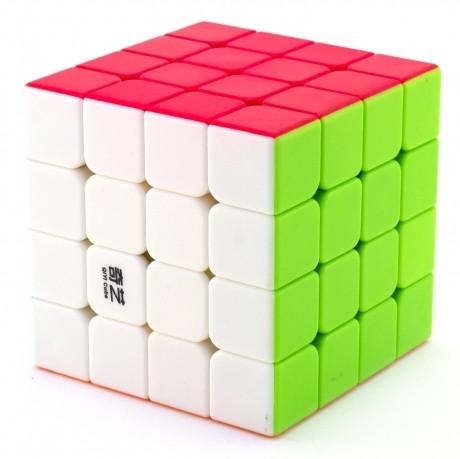 Кубик рубика QiYi MoFangGe 4x4x4 QiYuan S, кольоровий, в коробці