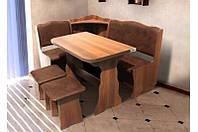 Кухонный уголок +стол и табурет Симфония