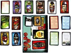 Настольная игра Ужас Аркхэма. Проклятие тёмного фараона, фото 2