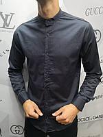 Рубашка мужская Envy D4301 черная