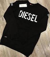 Свитшот мужской Diesel D4471 черный