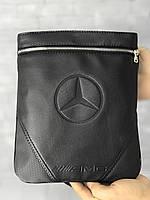 Сумка Mercedes AMG D4454 черная реплика