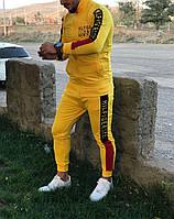 Спортивный костюм Tommy Hilfiger D4261 желтый