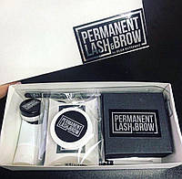 Набор для бровей Permanent lash & brow