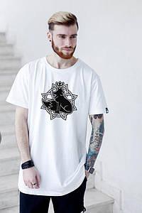 Мужская стильная футболка ВН-73