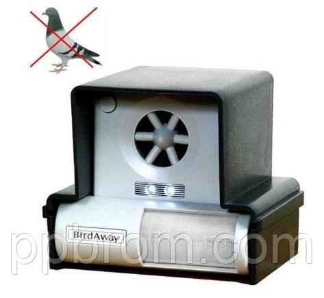 """Ультразвук против """"крыс с крыльями"""" - отпугиватель LS-987BF от голубей и других городских птиц"""