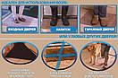 Супервпитывающий коврик на порог | Придверный Clean Step Mat, фото 3