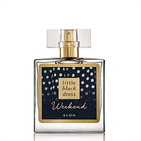 Парфюмерная вода женская Avon Little Black Dress Weekend 50 мл