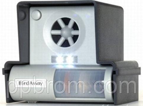 ультразвуковой отпугиватель голубей и ворон