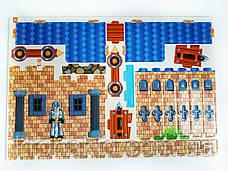 Набор фигурок для анимационного творчества StikBot Замок / крепость CASTLE Movie set 2120, фото 3