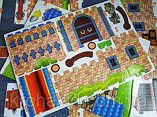 Набор фигурок для анимационного творчества StikBot Замок / крепость CASTLE Movie set 2120, фото 2