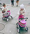 Коляска для ляльки Smoby 3 в 1 Quinny Maxi Cosi, фото 9