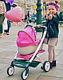 Коляска для ляльки Smoby 3 в 1 Quinny Maxi Cosi, фото 10