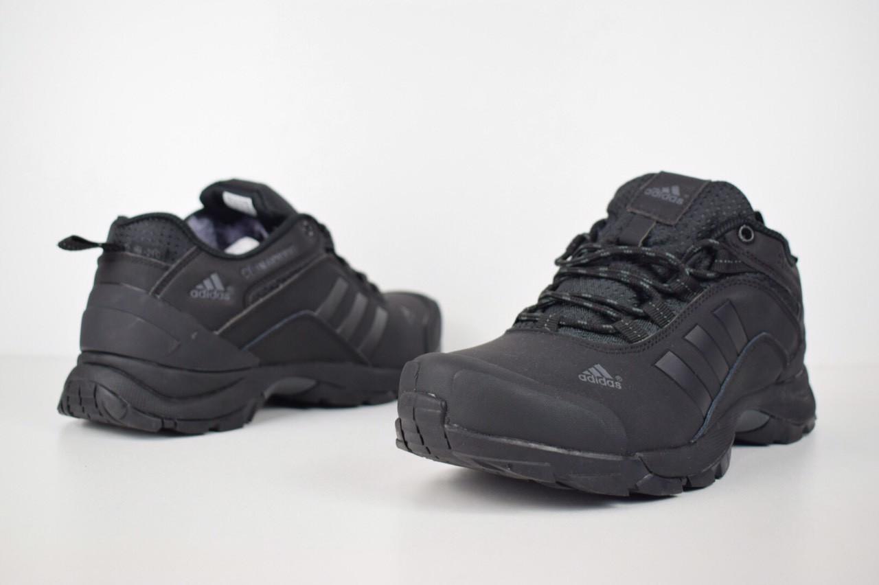 6440d9f81003 Мужские зимние кроссовки Adidas Climaproof черные топ реплика -  Интернет-магазин обуви и одежды KedON