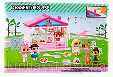 Игровой набор Лол магазин мороженного / Lol кафе / Lol dessert house / аналог, фото 2