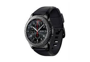 Умные часы Samsung Gear S3 Frontier UA-UСRF 12 месяцев гарантии, фото 2
