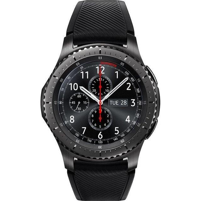 Умные часы Samsung Gear S3 Frontier UA-UСRF 12 месяцев гарантии