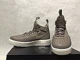 Кросівки Nike Air Force 1 Ultraforce Mid Оригінал 864025-100, фото 6