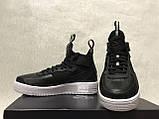Кросівки Nike Air Force 1 Ultraforce Mid Оригінал 864025-100, фото 7