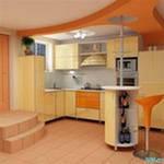 Ремонт кухни в квартире Киев