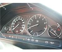 КОЛЬЦА В ЩИТОК ПРИБОРОВ BMW 3 E30 МАТОВЫЕ 1982-1991