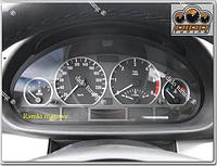 КОЛЬЦА В ЩИТОК ПРИБОРОВ BMW 3 E46 1998-2007