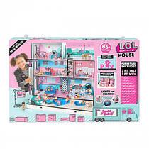 L. O. L. Surprise Модный особняк дом лол 555001
