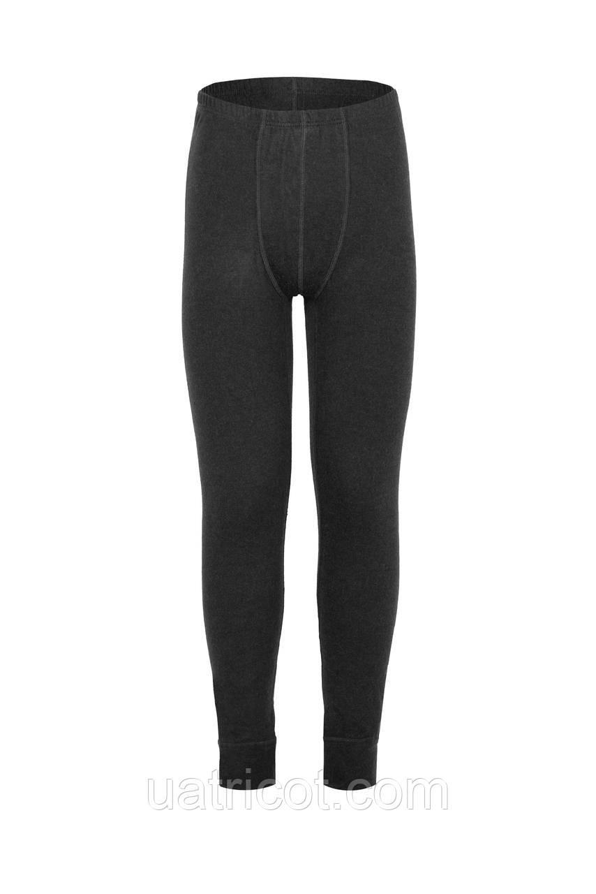 Термокальсоны детские KIFA КДМ-210 Шерсть Wool Comfort (черный)