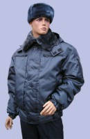 Куртка охранника универсальная зимняя, фото 2