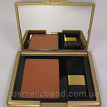 Румяна компактные с зеркалом для лица Ja-De (GA-DE) Soft Powder Blush 28 honey bronze