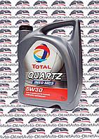 Моторное масло TOTAL QUARTZ INEO MC3 5W30