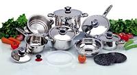 Набор посуды MAXMARK DE LUXE SK-1116Z