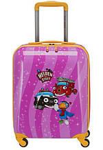 Чемодан детский на колесах Travelite tl071687-17, 28 л
