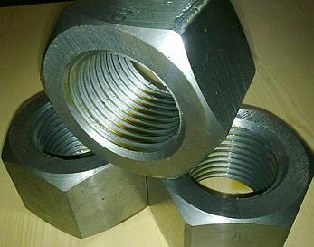 Гайка М24 для фланцевых соединений ГОСТ 9064-75, фото 2