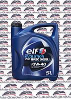 Масло моторное Elf 10W-40 Evolution 700 Turbo Diesel