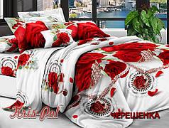 Семейный набор 3D постельного белья из Полиэстера №857056 KRISPOL™