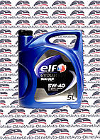 Масло моторное Elf Evolution 900 NF 5W-40 5л