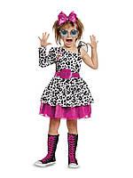 Детский карнавальный костюм Кукла LOL Дива DELUXE США