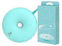 Беспроводное зарядное устройство Baseus Donut, Mint