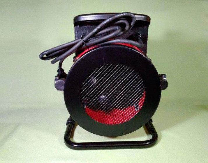 Электрическая тепловая пушка Crown LXF2P 2 кВт